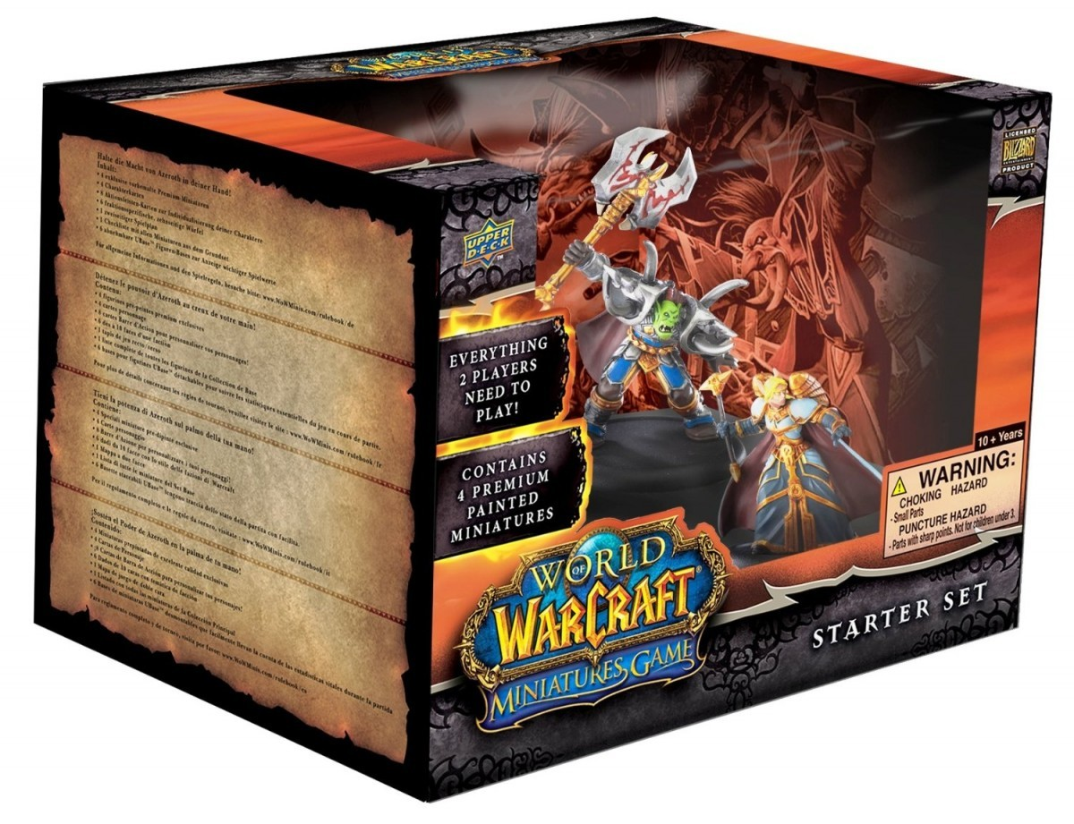 World of Warcraft Miniatures Core Set - Starter Deck