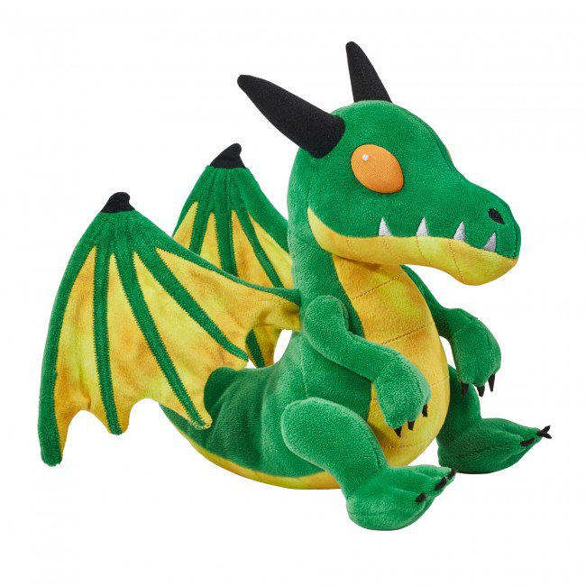 World of Warcraft Emerald Whelpling Plush