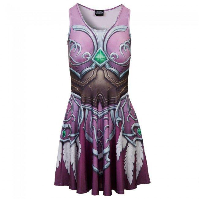 Платье Сильваны