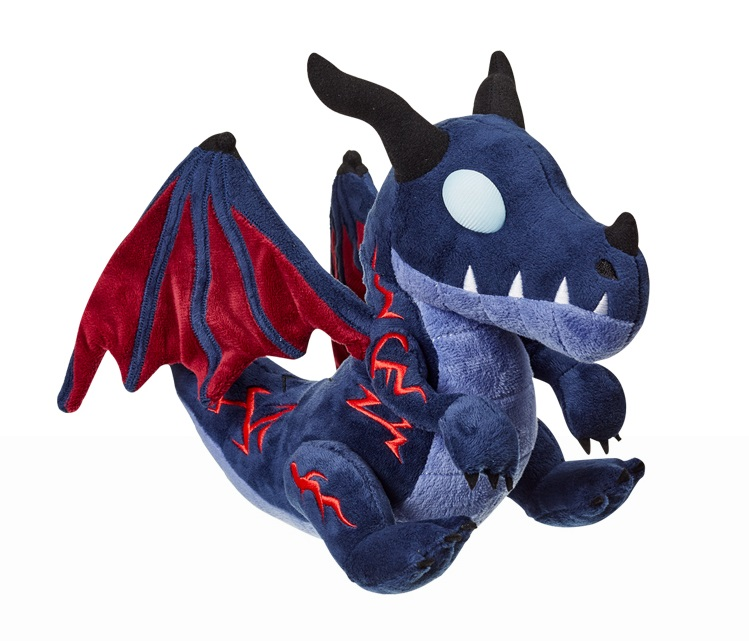 World of Warcraft Nightmare Whelpling Plush