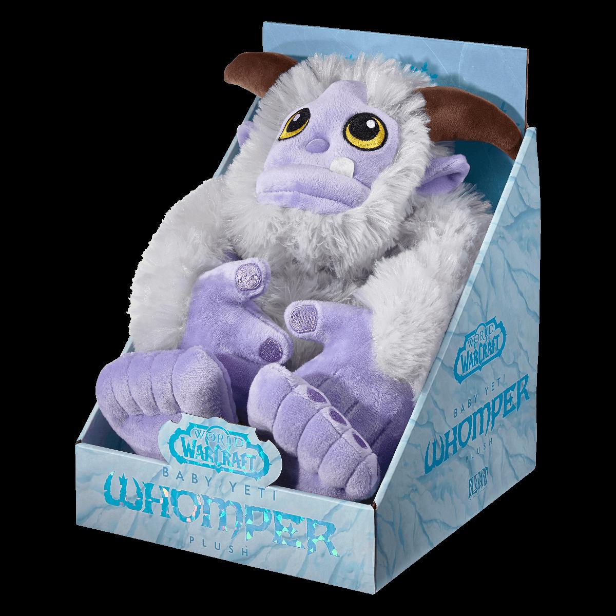 World of Warcraft Baby Yeti Plush