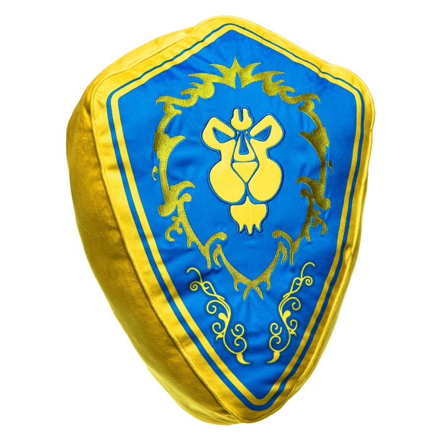 World of Warcraft Faction Pillow - Alliance