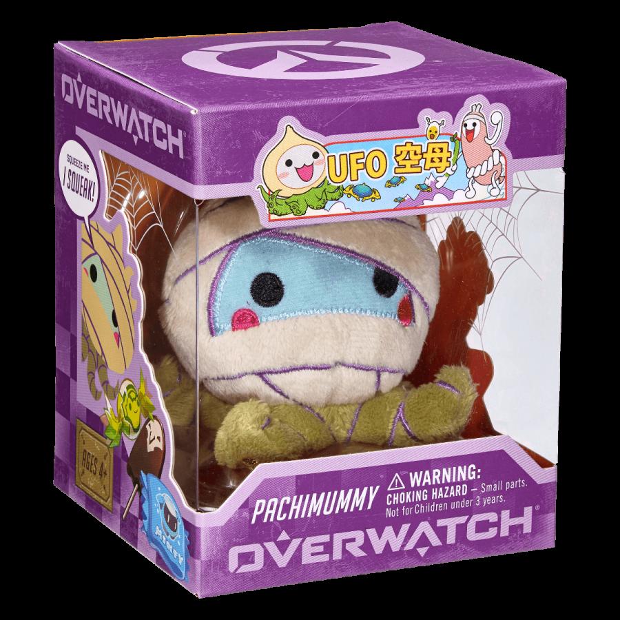 Overwatch Mini Pachimari Plush Hangers - Pachimummy