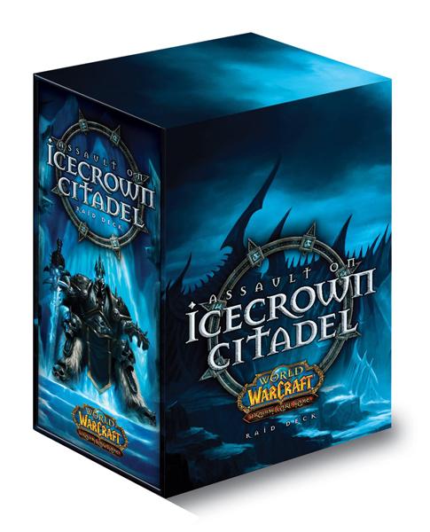 """Рейдовая колода """"Assault on Icecrown Citadel"""""""