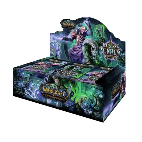 World of Warcraft TCG - Throne of the Tides Booster Box