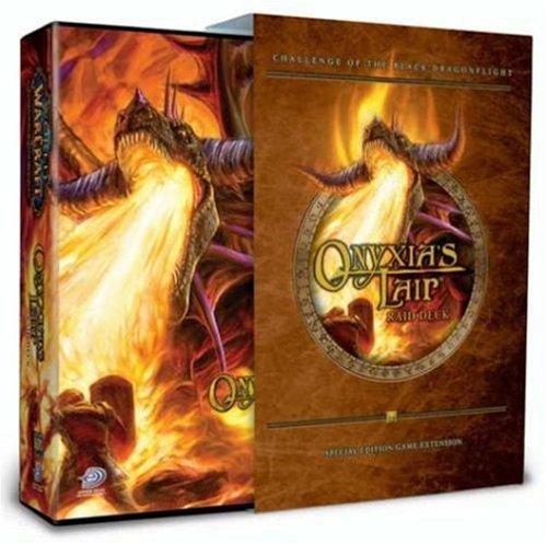 World of Warcraft Onyxia's Lair - Raid Deck