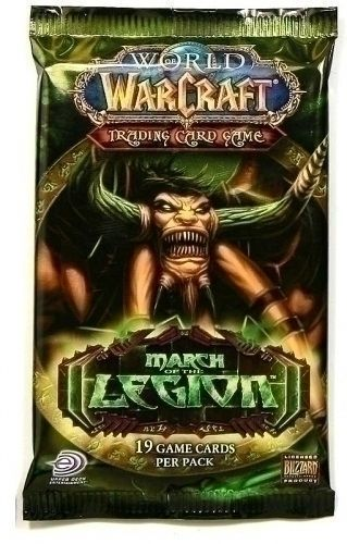March of the Legion Booster
