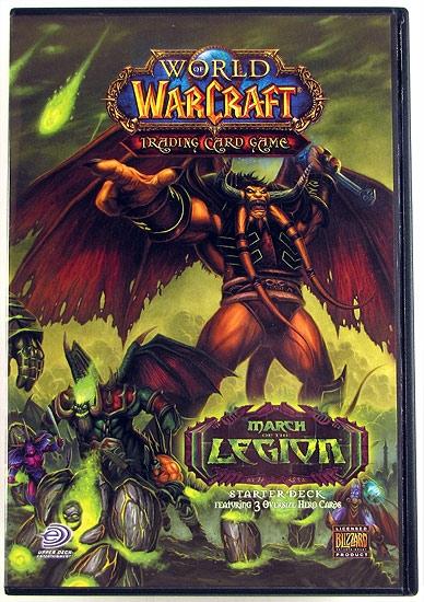 World of Warcraft March of the Legion Starter Deck