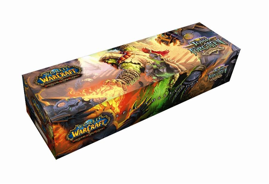 World of Warcraft Aftermath: Tomb of the Forgotten Epic Collection Box