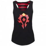 World of Warcraft Horde Logo Tank