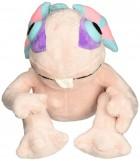 Плюшевая игрушка - розовый мурлочонок Гурчаль
